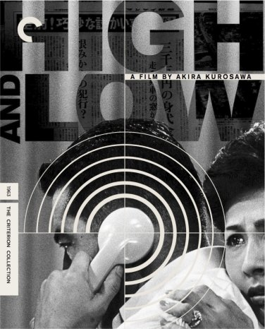 High&Low Poster