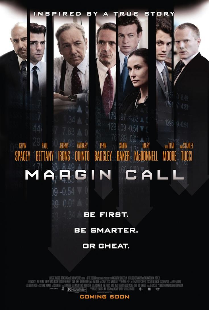 MarginCall Poster