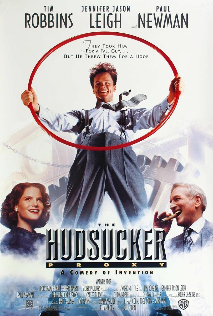 TheHudsuckerProxy Poster